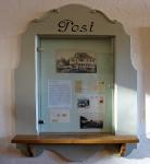 Postablage Schulhaus Mehlsecken